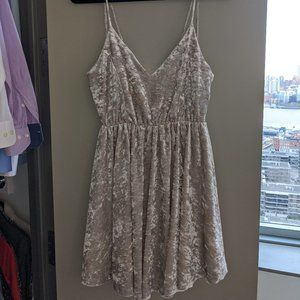 Champagne Party Dress Romeo and Juliet